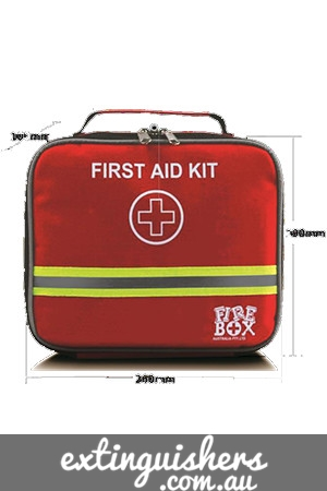 Firebox First Aid Kit List FBFAK1-100